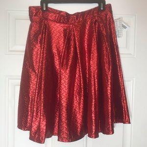 NWT Lularoe Elegant Madison Skirt 2XL